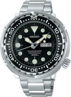 Seiko Prospex Marine Master Professional SBBN015 (Japan Import): Watches: Amazon.com