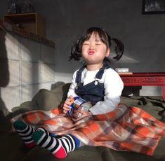 Cute Asian Babies, Korean Babies, Asian Kids, Cute Babies, Asian Child, Cute Little Baby Girl, Cute Baby Girl Pictures, My Baby Girl, Little Babies