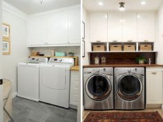 "Receive excellent recommendations on ""laundry room storage diy cabinets"". They are actually on call for you on our web site. Room Organization, Diy Shelves, Small Laundry Rooms, Closet Storage, Room Storage Diy, Laundry, Diy Cabinets, Small Shelves, Small Storage"
