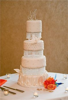 wedding cake, modern, fondant, simple, elegant, piping, white, glitter, sparkle, quilting, draping, crystals, piping, silver