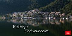 Find your calm in #Fethiye. #Turkey
