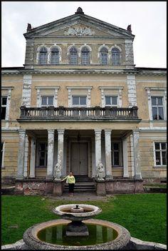 Raczyński Palace, Złoty Potok