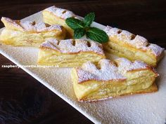 Something Sweet, Baked Goods, Sweet Recipes, French Toast, Brunch, Food And Drink, Pie, Baking, Breakfast