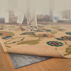 Luxehold Reversible Indoor Rug Pad (for Carpet or Hard Surfaces)