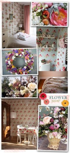 Fake flowers - collections