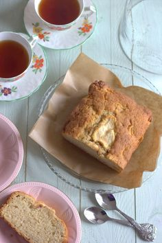 Apple Loaf Cake - need to try this