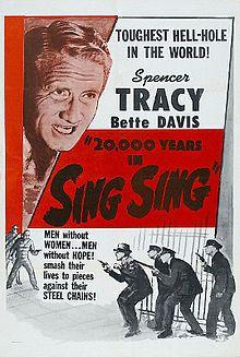 20,000 Years in Sing Sing - 1932