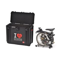 Find out all the details about BRO4800W-01, Brompton Folding Bike Case. Enter now!