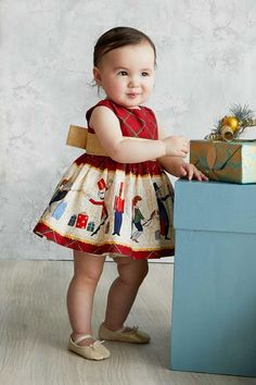 """Shop Chasing Fireflies for our Baby Holiday Ballet Dress. Browse our online catalog for the best in unique children's costumes, clothing and more. Girls Christmas Outfits, Chasing Fireflies, Christmas Baby, Christmas Eve, Holiday Dresses, Christmas Dresses, Toddler Fashion, Kids Fashion, Cute Kids"