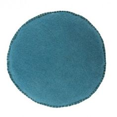 Confetti Floor Cushion - Large Teal