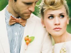 5 Boutonnieres for your Groom to Proudly Wear...