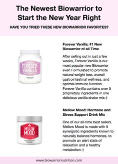 Forever Vanilla: #1 New Biowarrior of all Time After selling out in just a few weeks, Forever Vanilla is our most popular new Biowarrior ever! Formulated to promote natural weight loss, overall gastrointestinal wellness, and optimal immune function. Forever Vanilla contains over 5 proprietary ingredients in one delicious vanilla shake mix. Nutrition Store, Thyroid Health, Hormone Balancing, Vitamins And Minerals, How To Relieve Stress, Natural Health, Shake, All About Time, The Cure