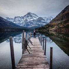 """""""That insane Monday calling to be where you're not.  #getoutdoors #upknorth  Photo by @scott_kranz"""""""