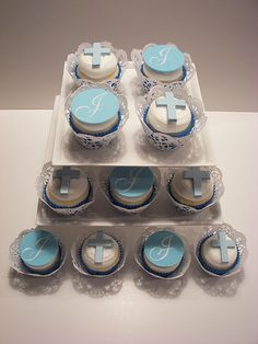 Holy Communion Cupcakes | Flickr - Photo Sharing!