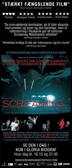 Screaming Masterpiece(아이슬랜드의 외침) : 네이버 블로그