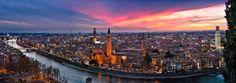 Verona, Italy - Photography by Slava Mylnikov