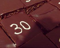 Sacherschnitten - lacky-bakings Webseite!