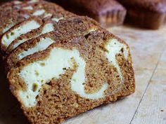 Cream Cheese Stuffed Sweet Potato Bread by Elaine Bovender