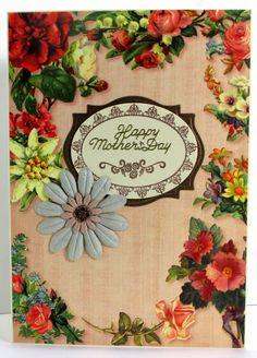 Jenfa Cards: Vintage Mothers Day
