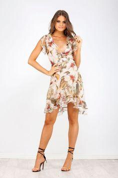 62cf9826f4 Lumiere Dress - White