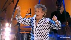 can't stop me now Rod Stewart live in concert BBC radio 2 [16 mai 2013]