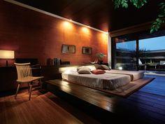 ベッドルーム 和モダン イメージ
