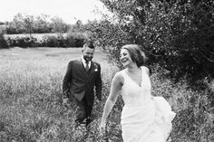 Wedding day couple at Century Barn in Cavan, Ontario. Where the fields are beautiful and romantic for photos. By Heather Prosser Photography Image Photography, Ontario, Fields, Scenery, Wedding Day, Barn, Romantic, Weddings, Couple Photos