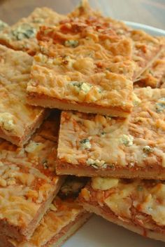 Veggie Recipes, Cooking Recipes, Healthy Recipes, Pizza Nachos, Savory Pastry, Salty Foods, Sweet And Salty, Bakery, Food Porn