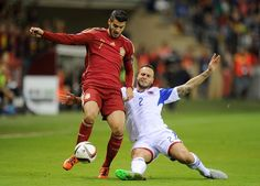 Spain v Luxembourg - UEFA EURO 2016 Qualifier - Pictures - Zimbio