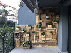 pallet wall planter idea-2