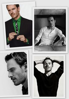 Next, I've been pinning lots of German-Irish actor Michael Fassbender right now. Not sure what this really says about me though except that I have exceptionally good taste when it comes to handsome dreamy actors. 1. MF site via this pin 2. PABlog via this pin, 3. Flicks and bits via this pin, 4. Flicks and bits via this pin.
