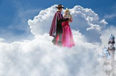 """Once Upon A Dream"" • Princess Aurora • Disneyland | Flickr - Photo Sharing!"