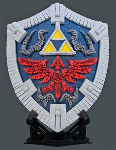 *The Legend of Zelda: Twilight Princess Hylian Shield Built From LEGOs - http://laughingsquid.com/the-legend-of-zelda-twilight-princess-hylian-shield-built-from-legos/?utm_source=feedburner_medium=feed_campaign=Feed%3A+laughingsquid+%28Laughing+Squid%29