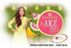 ".Russkajas Beauty.: Preview - Essence trend edition ""juice it!"""