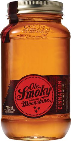 Ole Smoky Moonshine Cinnamon - Ole Smoky® Cinnamon Moonshine is sweet and smooth with just enough kick to get the party started & keep you warm. There's hot, then there's Ole Smoky® hot.