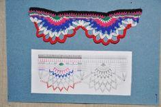 rahvuslikud motiivid heegel - Google Search Handicraft, Crochet Necklace, Folk, Projects To Try, Stitch, Crafts, Crochet Ideas, Google Search, Art