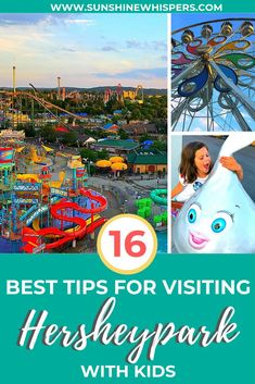 Hersheypark can be awesome but it can also be a nightmare. These tips are golden if you are planning a Hersheypark trip with kids! Weekend Getaways With Kids, Weekend Trips, Best Places To Travel, Cool Places To Visit, Travel With Kids, Family Travel, Disney World Guide, Family Road Trips, Road Trip Hacks