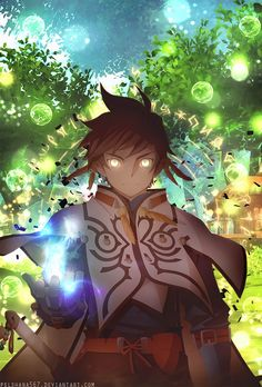 Tales Of Zestiria Sorey Signature by PSLShana567.deviantart.com on @DeviantArt