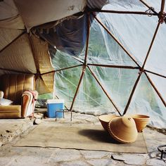 Tranquil Scenes Of Life Off-The-Grid
