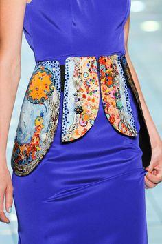 Lie Sang Bong at New York Fashion Week Spring 2015 - Details Runway Photos