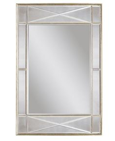 Marais Mirrored Floor Mirror | Mirror floor, Floor mirror and Mirror ...