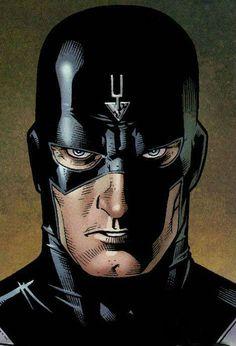 Black Bolt by Jim Cheung - Marvel Comics - Inhumans - Comic Book Art