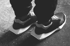 ADIDAS BY RICK OWENS TECH RUNNER | Sneaker Freaker