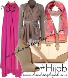 Hashtag Hijab Outfit #351