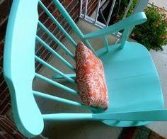 Rocking Chair Remake