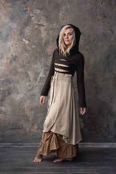 VK is the largest European social network with more than 100 million active users. Mori Fashion, Funky Fashion, Women's Fashion, Fair Outfits, Witch Fashion, Look Boho, Future Clothes, Handmade Dresses, Mode Inspiration