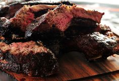 Coffee-Rubbed Beef Back Ribs
