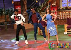 Ranveer Singh And Vaani Kapoor Promote Befikre On The Kapil Sharma Show   #Bollywoodnazar #RanveerSingh #VaaniKapoor