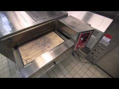 Italforni TS Series Gas Stone Conveyor Oven - PizzaOvens.com | Pizza TV