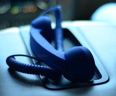 Blue Call by JigsawLab on Creative Market